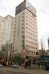 釜山セントラルホテル