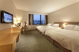 韓國人気ホテルランキング 2012上半期
