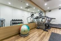 ibis 快捷酒 점 東大 門店 配有 健身房