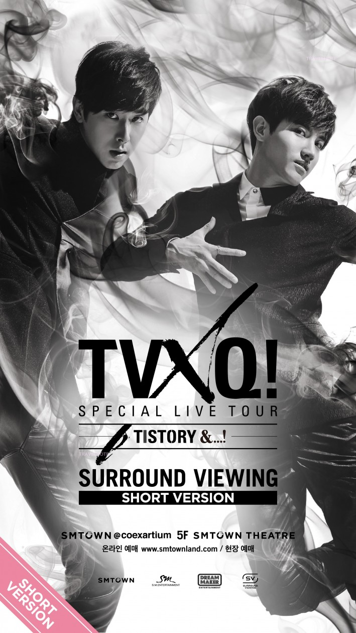 [SV] TVXQ! SPECIAL LIVE TOUR - T1STORY - &...! SHORT VERSION