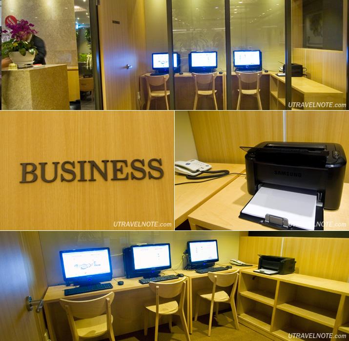 ビジネスエリア